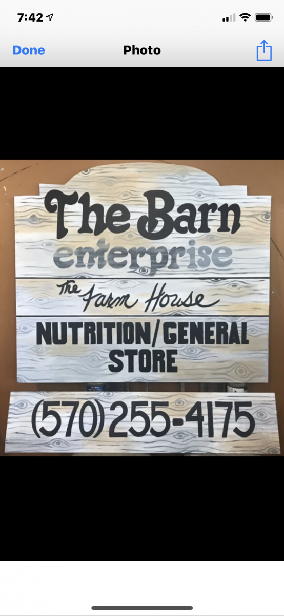 FarmhouseSign